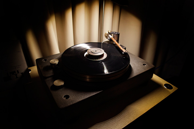 Fern & Roby Tredegar Turntable with Schröder Reference Arm