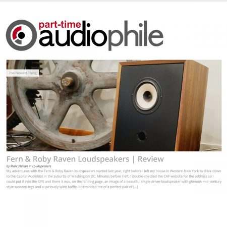 Part-Time Audiophile