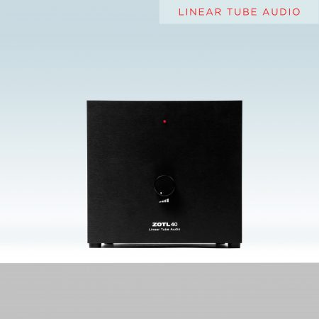 ZOTL40 Mk.II Power Amplifier by Linear Tube Audio