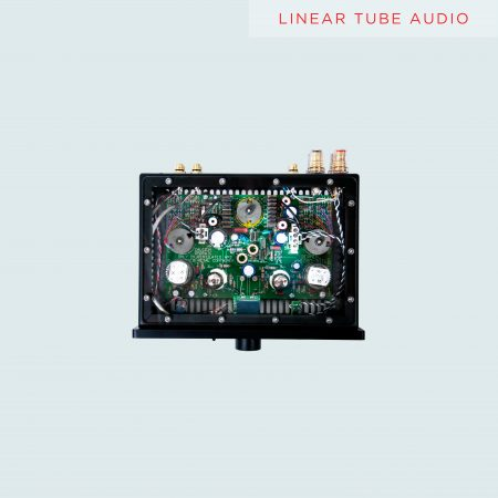 microZOTL Amplifier by Linear Tube Audio