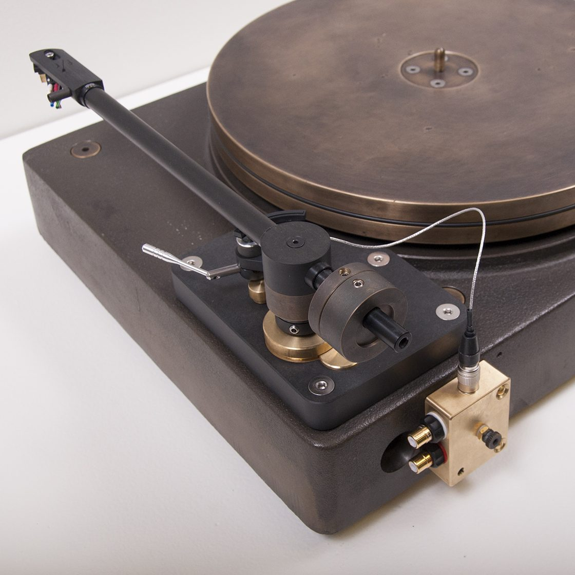 The Tredegar Turntable | Fern & Roby