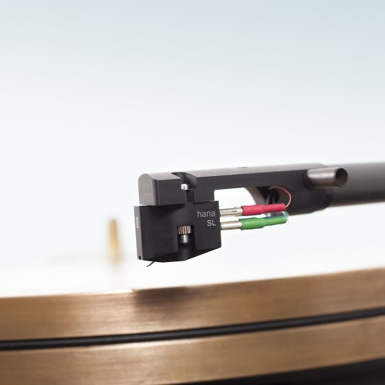 Heirloom Tonearm 0322