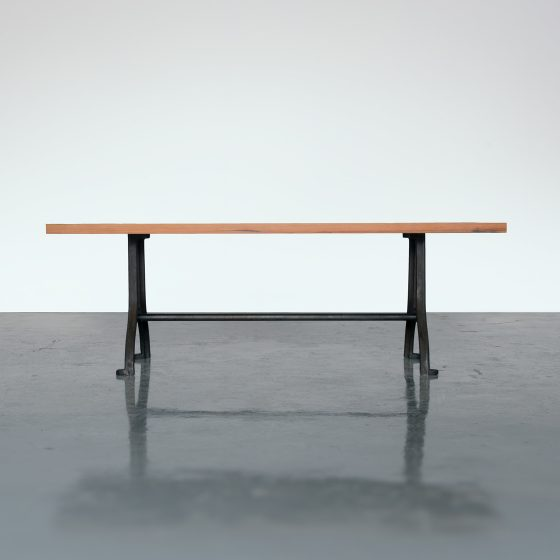 manchester dining table - elevation