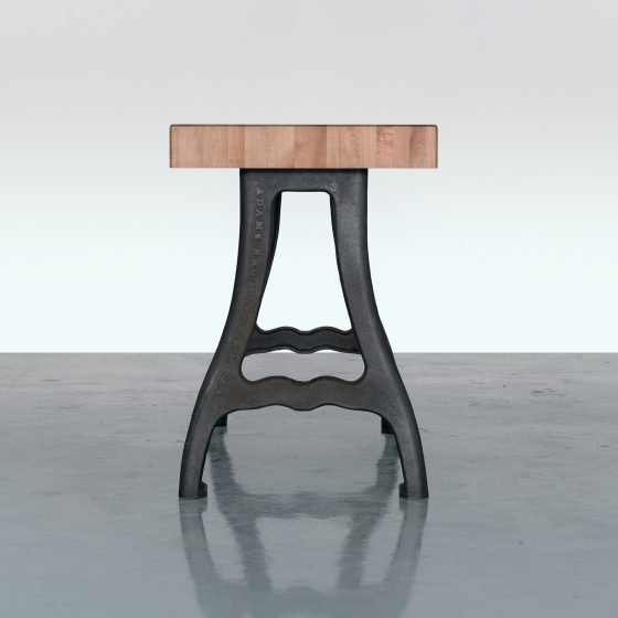 Kickpress Butcher Block - Profile