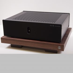 Ultralinear Frontplate 004 On Walnut Stand