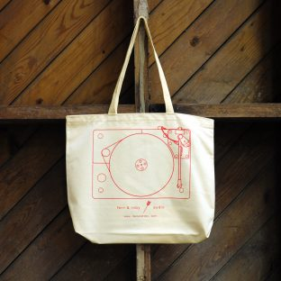 Tote On Wall 2